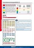 sicherheitskennzeichnung - HTE - Page 6