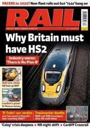 Rail Magazine - July 17-30 2019