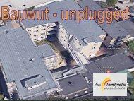 Haus Abendfrieden OB - Bauwut unplugged