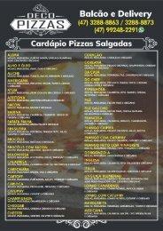 Deco Pizzas Especiais