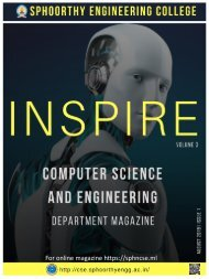 2018 - 19 Magazine