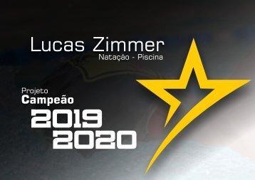 NATAÇÃO - Projeto Lucas - 2019