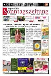 2018-08-18 Bayreuther Sonntagszeitung