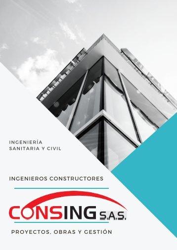 Brochure CONSING
