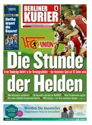 Berliner Kurier 17.08.2019