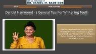 Dentist-Hammond-3-General-Tips-For-Whitening-Teeth