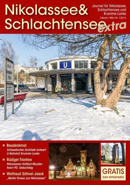 Nikolassee & Schlachtensee Journal Februar/März 2016