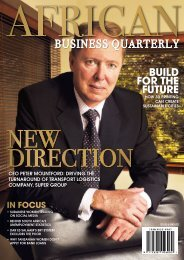 African Business Quarterly issue 6
