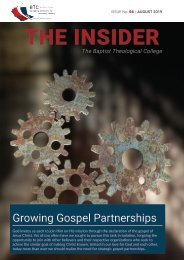 The Insider - August 2019 - Digital Edition