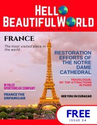 Hello Beautiful World - Issue 24 - France