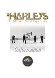 The Harleys Information Booklet