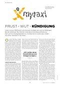 Taxi Times DACH - Doppelausgabe Juni / Juli 2019 - Seite 6