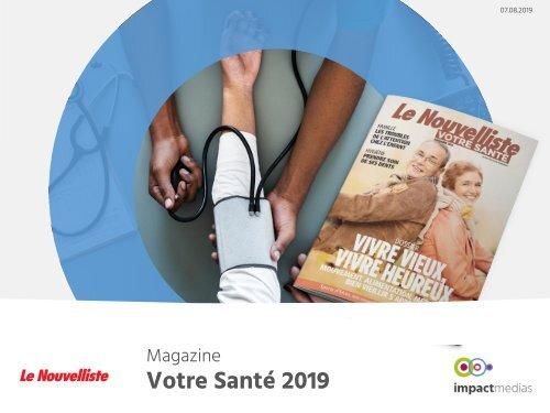 NOUVELLISTE_MAGAZINE_VotreSanté_2019