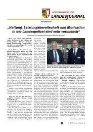 Deutsche Polizei - Landesjournal 09/2019