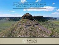 Locomotive Butte Ranch Offering Brochure