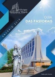 Guia das Pastorais 2019 -  Igreja Santíssima Virgem São Bernardo do Campo/SP