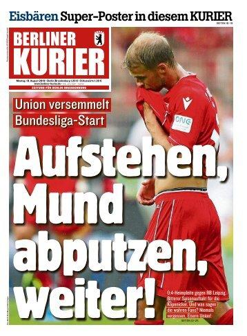Berliner Kurier 19.08.2019