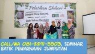 CALL/WA 081-2291-5503, Seminar Batik Pewarnaan Jumputan