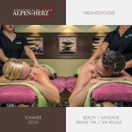 Romantik & Spa Hotel Alpen-Herz – Wellnessprospekt