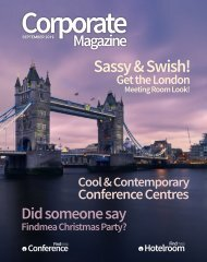 Corporate Magazine September 2019