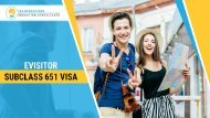 Evisitor Subclass 651   Migration Agent Perth
