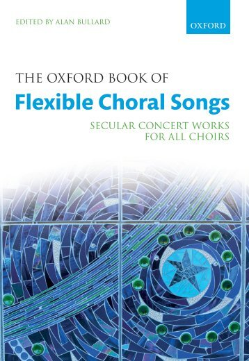 Oxford Book of Flexible Choral Songs