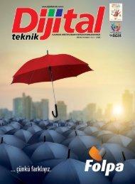 Dijital Teknik Ağustos 2019