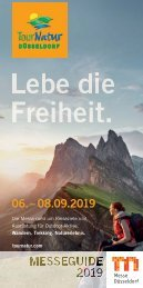 MesseGuide zu TourNatur-2019