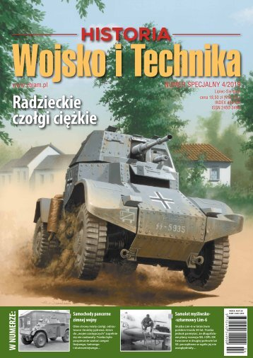 Wojsko i Technika Historia nr spec 4/2019 PROMO