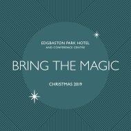 NEW EPH CHRISTMAS 2019 BROCHURE