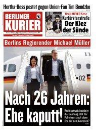 Berliner Kurier 20.08.2019