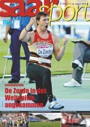 Ausgabe 04/2010 - Landessportverband für das Saarland