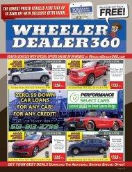 Wheeler Dealer 360 Issue 34, 2019