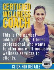 Wellness Coach Certification Course