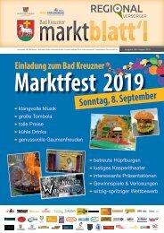 Bad Kreuzner Marktblatt'l