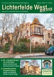 Lichterfelde West Journal Februar/März 2016