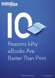 10 reasons why ebook design