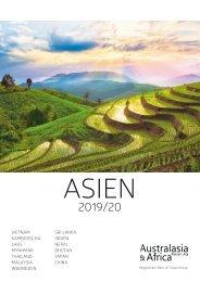 Asien 2019-2020