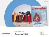 NOUVELLISTE_CAHIER_Cadeaux_2019