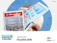 NOUVELLISTE_CAHIER_Fiscalité_2019