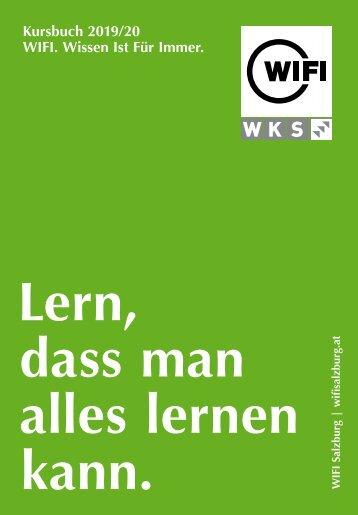 WIFI Kursbuch 2018/19