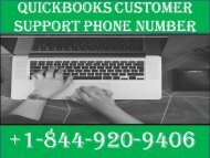 Quickbooks Enterprise Customer Support Phone Number