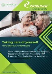 Nexavar Sorafenib 200 mg Tablet - Cancer Treatment Medicine | Buy Online and Save Money