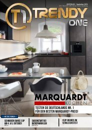 TRENDYone | Das Magazin - Ulm - September 2019