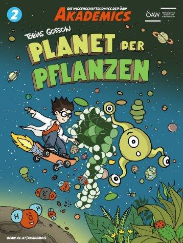 Planet der Pflanzen
