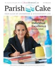 Parish Cake - Autumn 2019