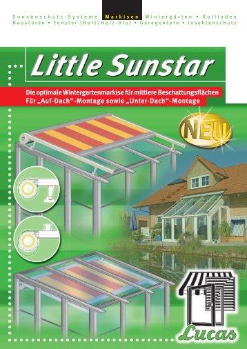Little Sunstar - Lucas Fenster