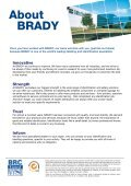 BRADY Do-it-yourself Signmaking - HTE - Page 2
