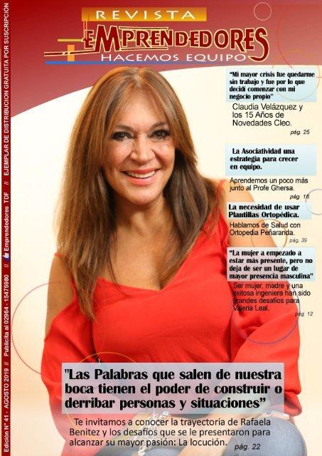 Revista Edicion 41 - Agosto 2019