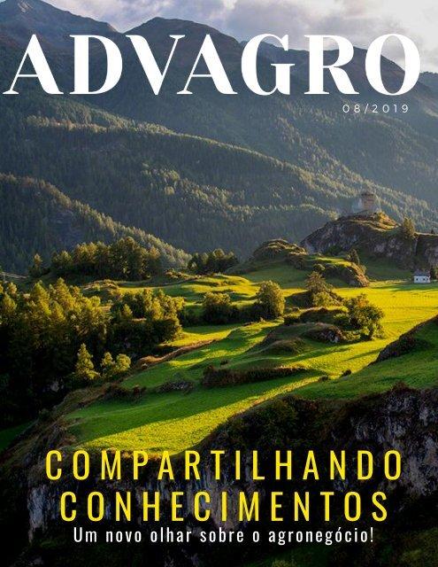 Revista AdvAgro - Edição Agosto de 2019